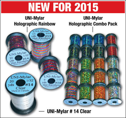 News from UNI products 2015