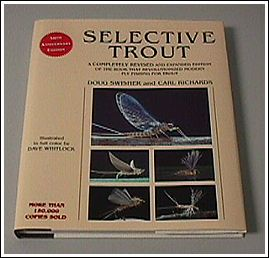 Selective Trout, by Doug Swisher and Carl Richards