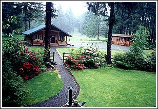 Huckleberry Lodge