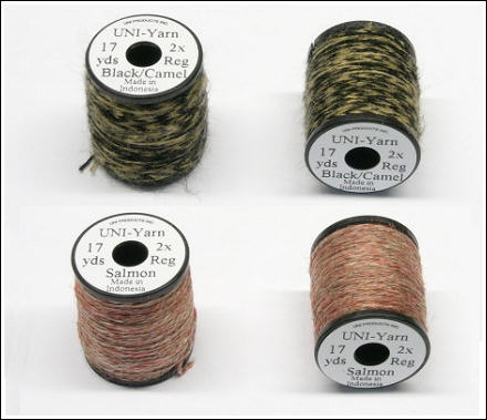 New Yarn Colors from UNI